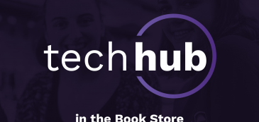 Campust Computer Store has move. Visit the Tech Hub in the Book Store.